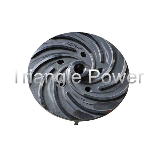 Sulzer Pump Parts Ahlstrom A 11-50 Open Impeller-Product